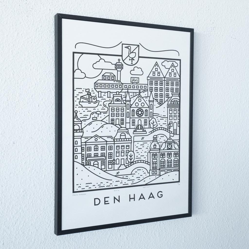 Erwin Verkade Den Haag Uit Het Gareel