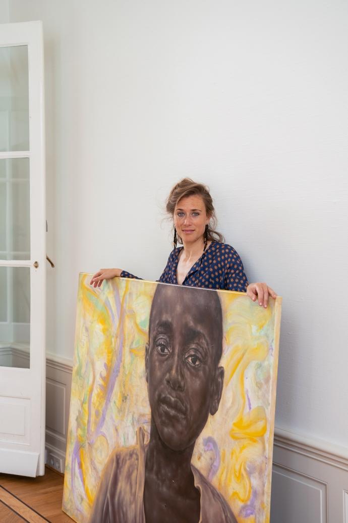 Anna Nunes Uit Het Gareel
