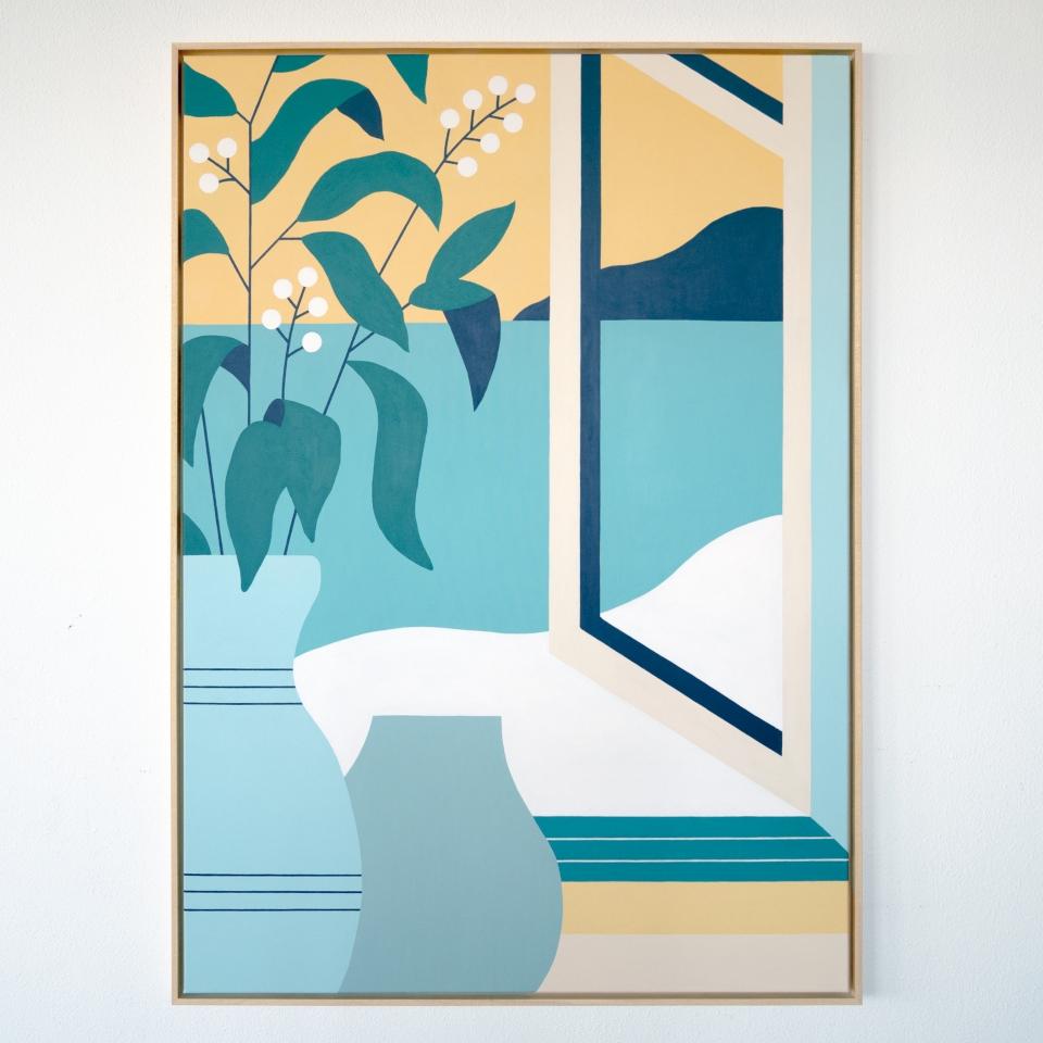 Window A Erwin Verkade Uit Het Gareel